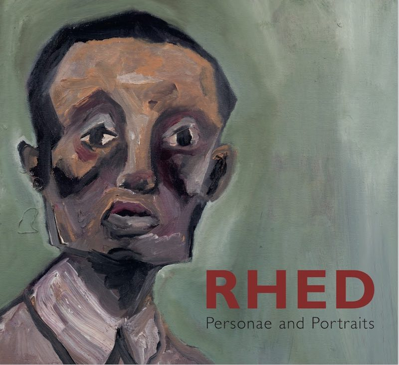 Rhen Portraits and Personae Exhibition London Summer
