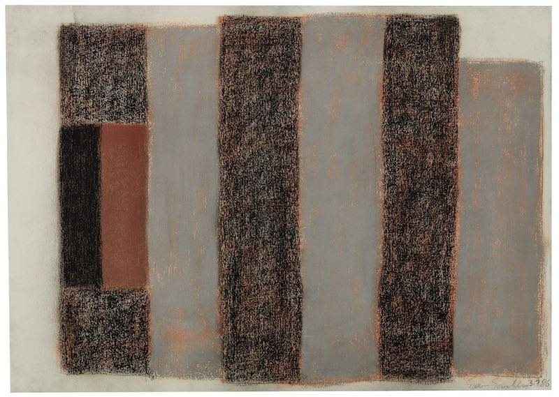 Sean Scully Untitled 3 7 86